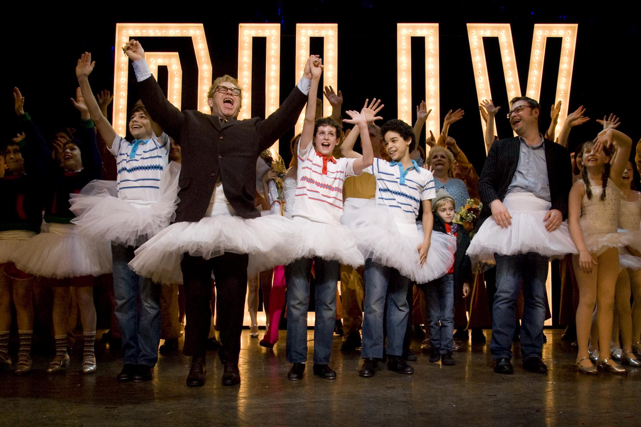 billy elliot il musical in prima mondiale in italiano al