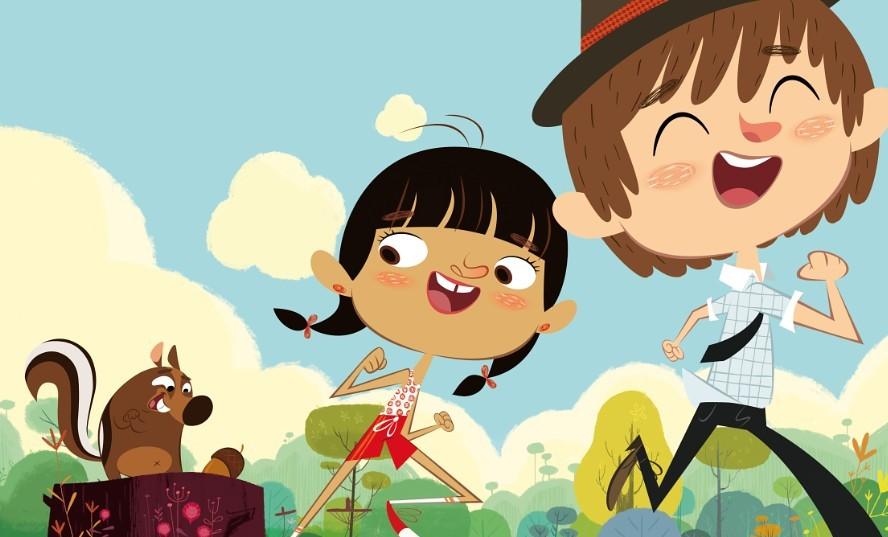 Floopaloo la nuova serie animata sui sogni da realizzare