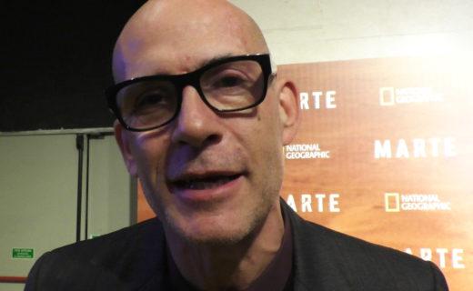 Gianmarco Tognazzi alla premiere di Marte (e domani a Casa Mika).  Videointervista 468a79326f9