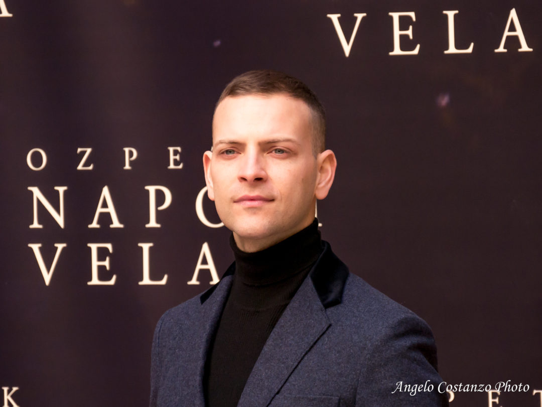 Napoli Velata Videointervista Ad Alessandro Borghi E Giovanna Mezzogiorno