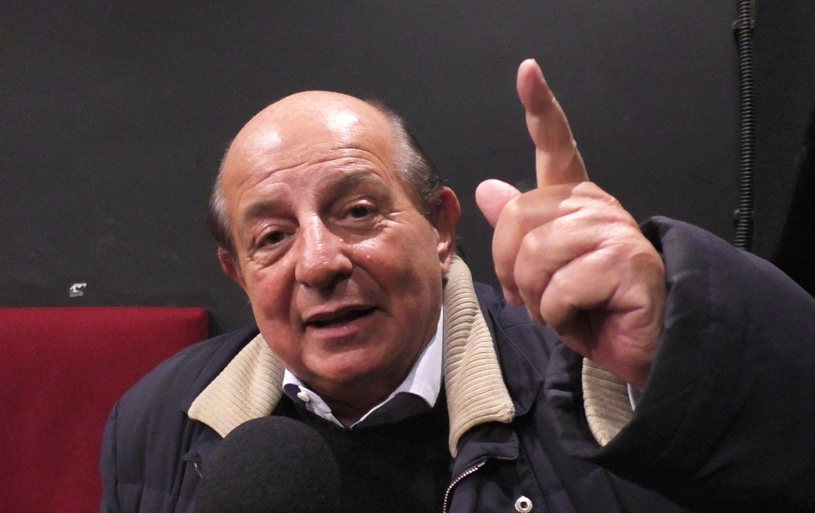 Giancarlo Magalli: sono diventato un doppiatore, videointervista